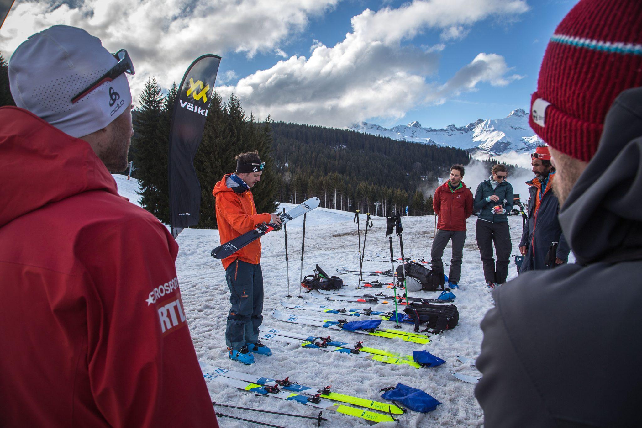 Afterwork Alpinist 2018 - Combloux-presentation