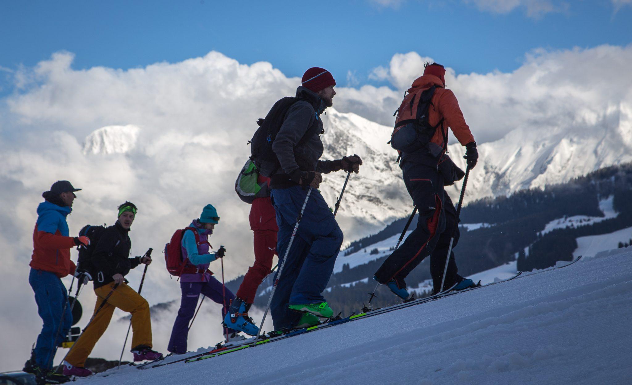 Afterwork Alpinist 2018 - Combloux-test en conditions