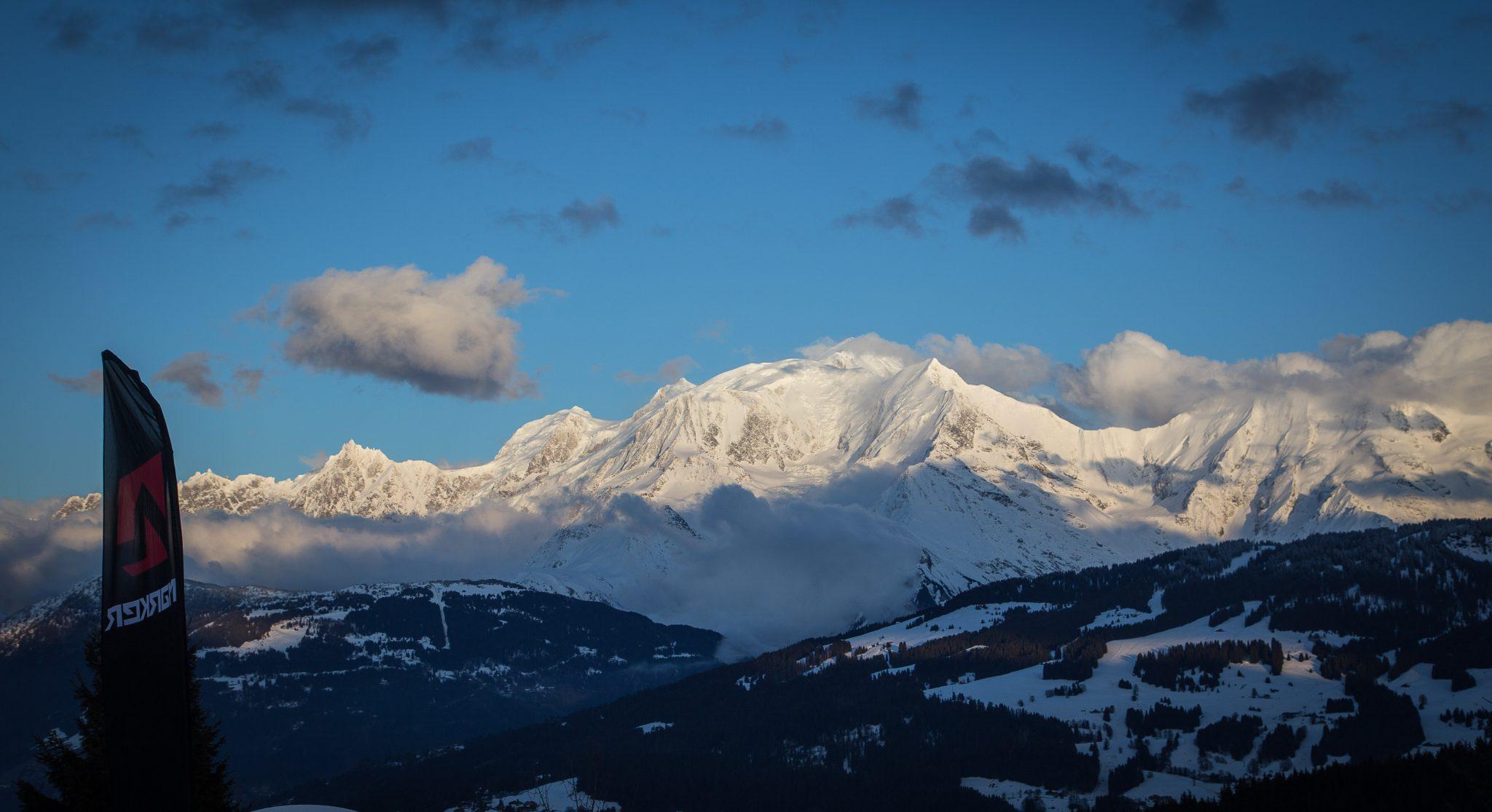 Afterwork Alpinist 2018 - Combloux-Le Mont Blanc en toile de fond