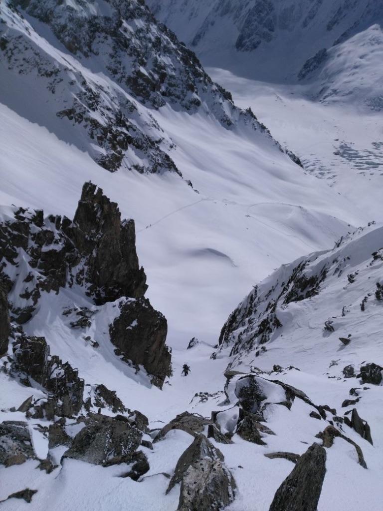 L'ambiance à Chamonix