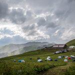 Le bivouac en Alpage, c'est beau