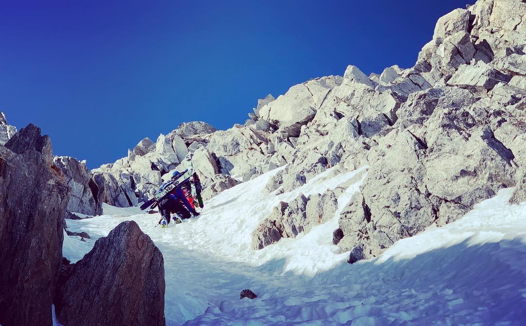 Mountain combo à Chamonix - Alpinisme - by Wagon Blanc
