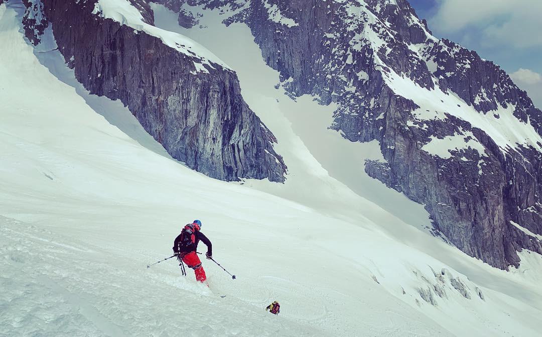Mountain combo à Chamonix - Ski - by Wagon Blanc
